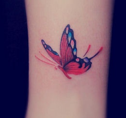 #Beautiful #Butterfly #Tattoo