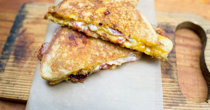 The Melt Shop reinvents the grilled cheese sandwich in combinations you didn't know you craved.