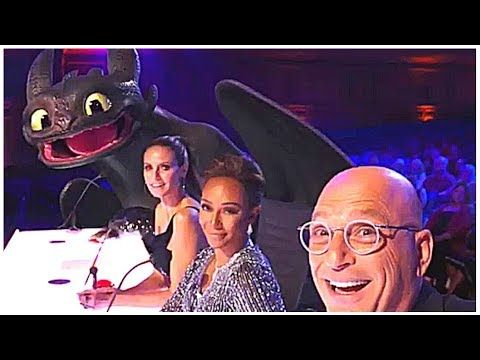 America's Got Talent new Guest Toothless TV commercial| HOW