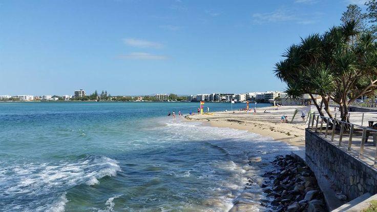 Beachlife in Caloundra, Queensland. #travel #beach #thisisqueensland #seasidevacations