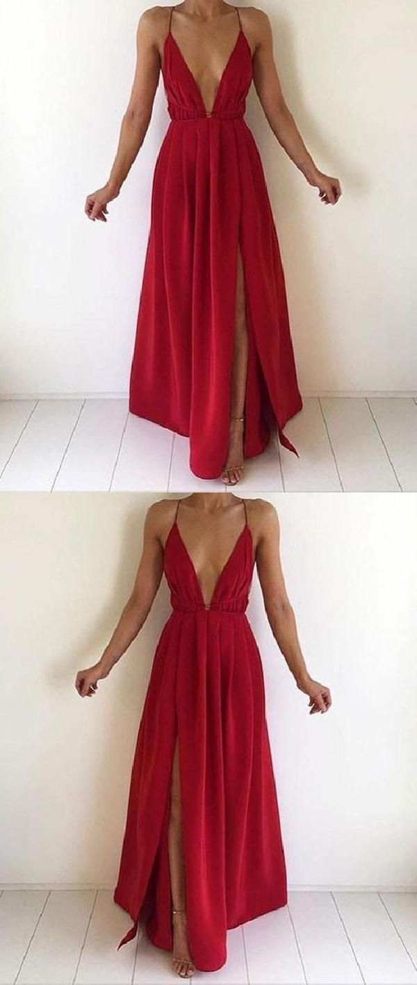 Admirable prom dresses red backless prom dresses prom dresses long