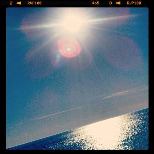 Gallipoli beach..