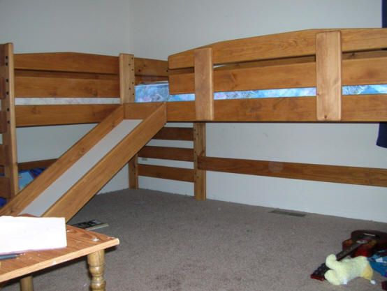 17 best images about bedroom ideas on pinterest loft bed for L shaped bed plans