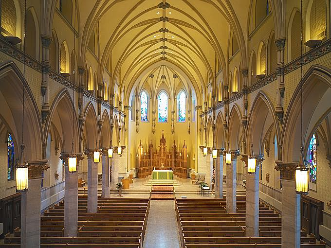 The Church of the Immaculate Conception, Towson, MD