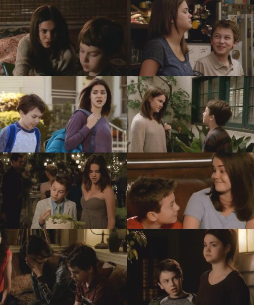 Jude and Callie \\ The Fosters \\ my graphic.