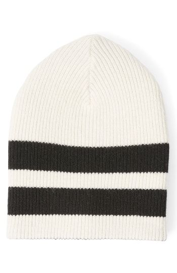 4d1713a7456f2 New Club Monaco Sport Stripe Reversible Merino Wool Beanie Men Fashion Hats.    79.5  likeprodress offers on top store