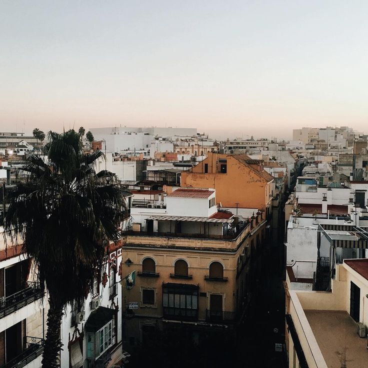 even better than expected#Seville #specialplace #roomview