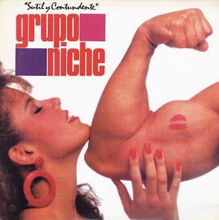 SALSA VIDA: 1989 Grupo Niche - Sutil y contundente