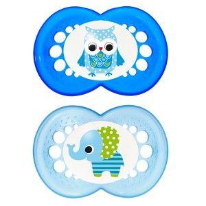 Nappar i latex med roliga och fina mönster för bebisar från 6 månader.