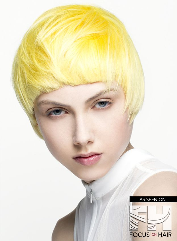 Top UK Colorists Inspire Showcase Trends 4 Spring 2017 ...