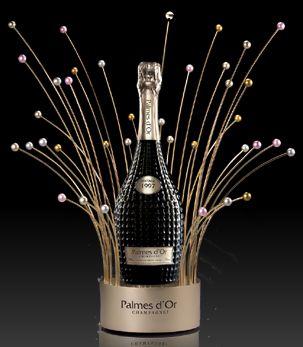 Palme dOr Bottle Glorifier