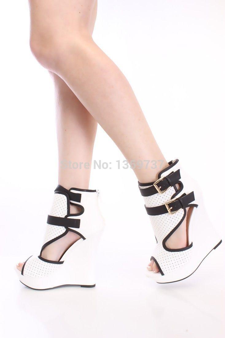 30 best Unique Heels/Wedges images on Pinterest | Shoes heels ...