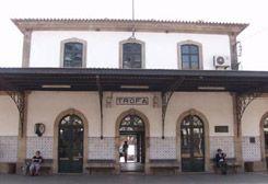 Antiga Estação de Comboios da Trofa