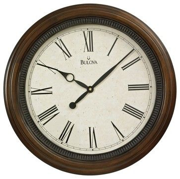 North Hampton 20 inch Wall Clock transitional clocks