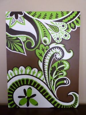 paisley painting inspiration