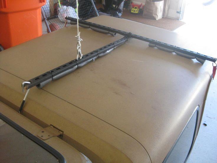 Jeep Door Storage Cart Plans Jeep Wrangler Hard Top