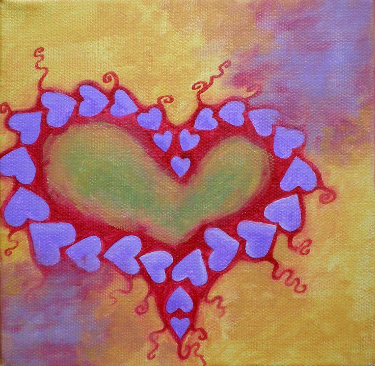 119 besten Heart Art Bilder auf Pinterest | Herzchen, Mein herz und ...