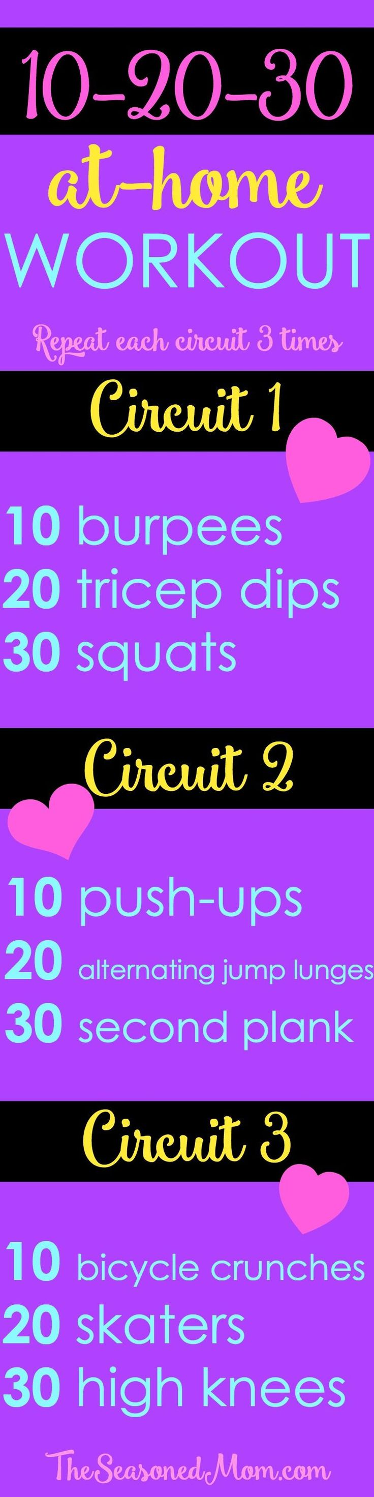 114 Best Fitness Images On Pinterest Work Outs Exercise Workouts Alternating Onoff Switch Circuit Diary Green Monster Blender Muffins