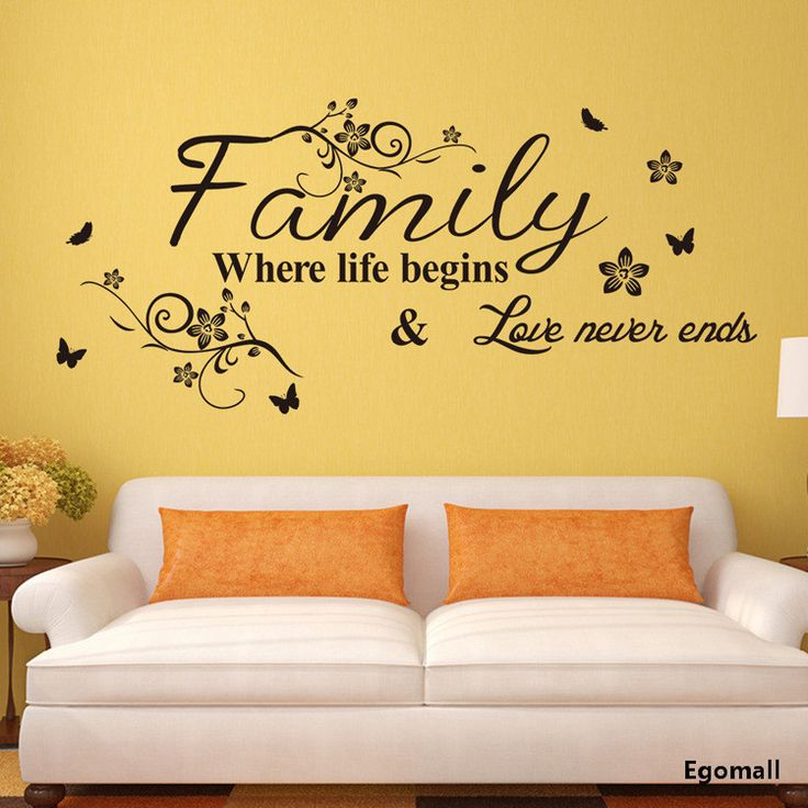 110 best Wall Stickers images on Pinterest | Wall clings, Wall ...