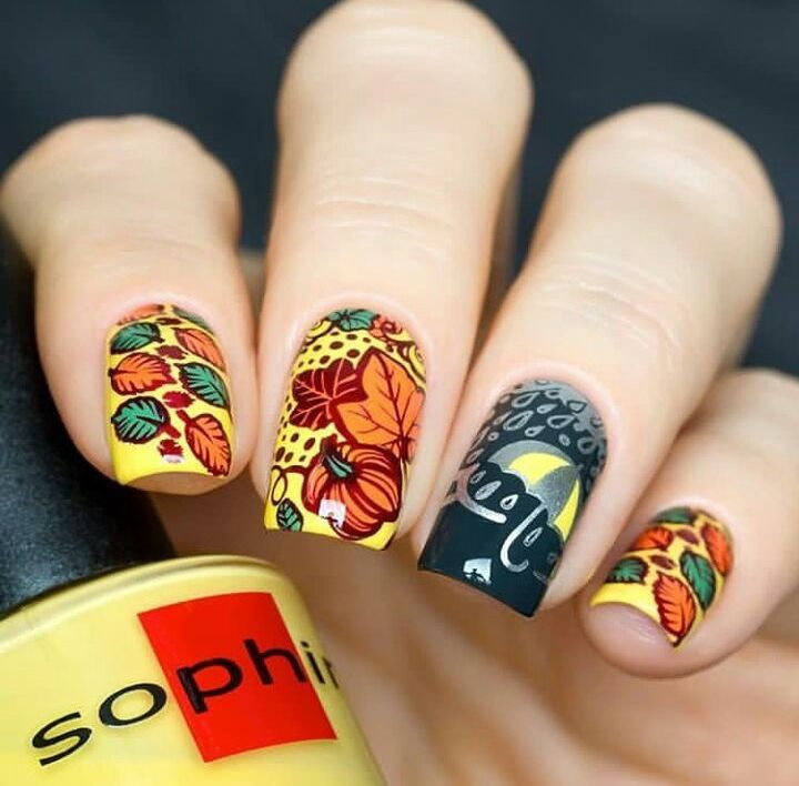Fall 2017 Nail Art - New Nail Designs for Autumn 2017 Fall 2017,fall nails,fall nail art,FALL NAIL ART COMPILATION,HUGE Fall Nail Art Compilation,Elegant Fall Nails,Fall/Autumn Nails,Autumn Nail Art,2017 Fall & Winter 2018 Nail Trends,polish of Fall 2017,
