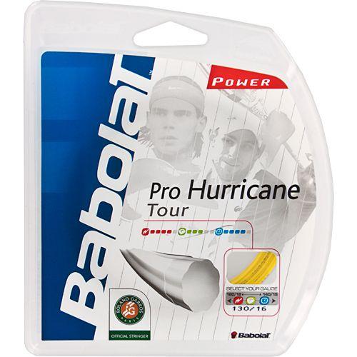 Babolat Pro Hurricane Tour 16 Babolat Tennis String Packages