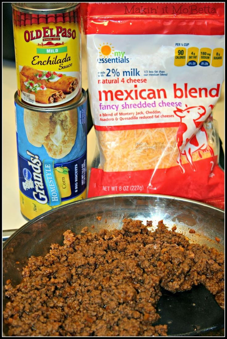 A taco version of the popular Bubble Up Pizza recipe...still simple, still kid-friendly, and also yummy!