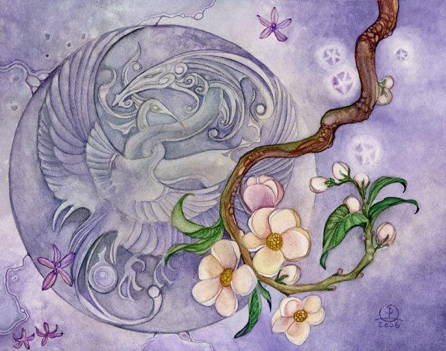 Pheonix and Dragon - Stephanie Pui-Mun Law