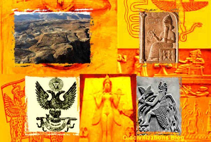 Las religiones humanas y el origen de las figuras como Zeus, Osiris, Isis, el Minotauro y otros seres mitológicos se sitúan en el marco de la Historia de la Tierra. En la Antigua Sumer, en Babiloni…