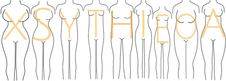 10 przykazań dla każdego typu kobiecej sylwetki