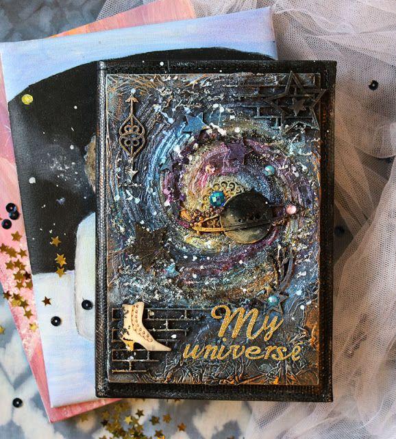 Dreamstream by Luddie Key: My Universe