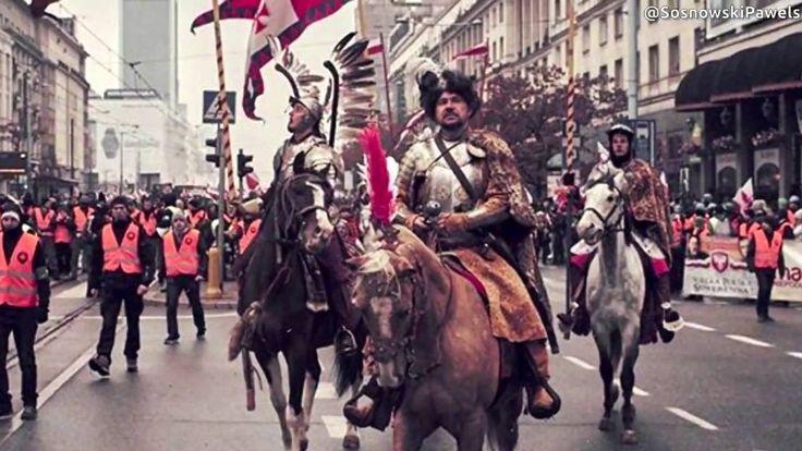 Polish Independence Day 2016 Święto Niepodległości - Polska Bastionem Eu...