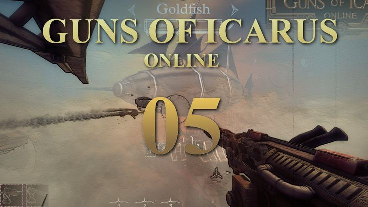 Guns of Icarus Online 05 - The Ship of Make Believe.  Today Bryceachu and his mates let their imaginations run wild as they dream of victory! But will their dreams become reality, or is it all just a wistful fantasy?