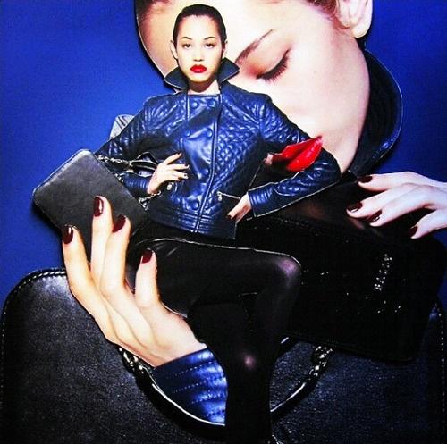 for Vogue Japan, October 2012