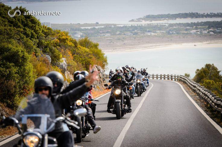 Setúbal, capital do Custom pela mão dos Harley Riders