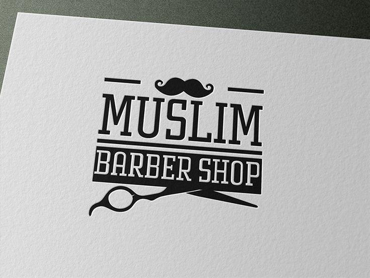 Barber Shop Logo by Zöld Szabolcs