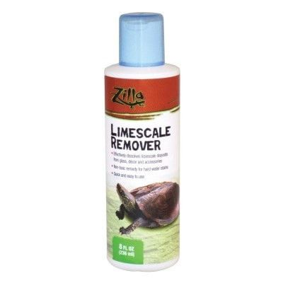 REPTILE - HEALTH - ZILLA LIME SCALE REMOVER - 8OZ - CENTRAL - ENERGY SAVERS - UPC: 96316115088 - DEPT: REPTILE PRODUCTS