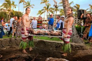 Your Hawaii Luau Guide: Which Are the Best?: Big Island - Waikoloa Beach Marriott Sunset Luau