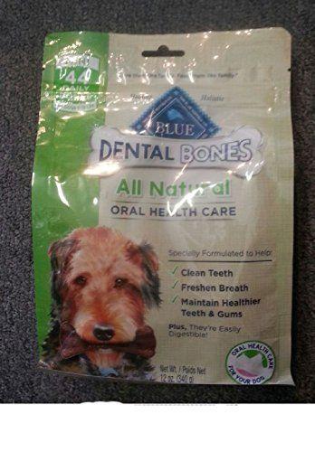 Mini Blue Bones Dog Dental Chews 12Oz Treats Healthy Natural Usa - http://www.bunnybits.org/mini-blue-bones-dog-dental-chews-12oz-treats-healthy-natural-usa/
