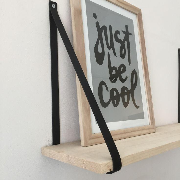 Plankdragers | Reel zwart