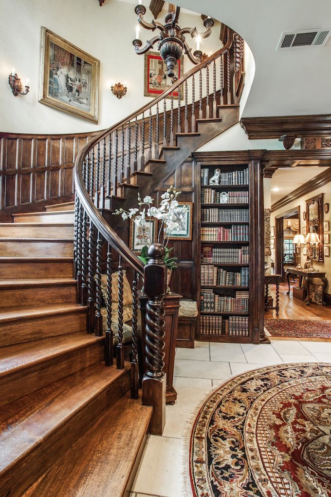 Deal Of The Week: Extremely Detailed English Manor in Texas for $4.75-Million (PHOTOS) | Pricey Pads