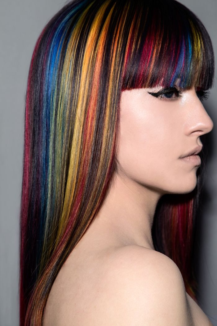 Paul Mitchell Announces Color Outside The Lines Finalists