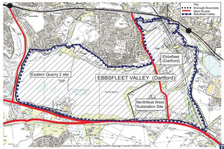 Ebbsfleet Baseline Report Gravesham Borough Council December 2009...x