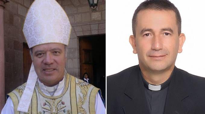 Papa Francisco nombra un Obispo para México y otro para Colombia 30/06/2017 - 07:16 am .- El Papa Francisco nombró hoy a Mons. Leopoldo González González, hasta ahora Obispo de Tapachula, como nuevo Arzobispo de Acapulco en México; y al P. Rubén Darío Jaramillo Montoya como nuevo Obispo de Buenaventura en Colombia.