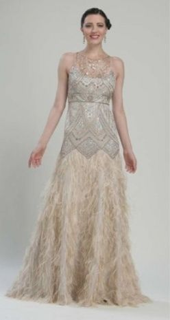 Sue Wong Evening Gown