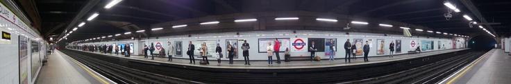 Tấm ảnh panorama ga tàu điện ngầm tuyệt vời này được chụp bằng Nokia Lumia 920 đấy! (Click để xem kích thước đầy đủ)