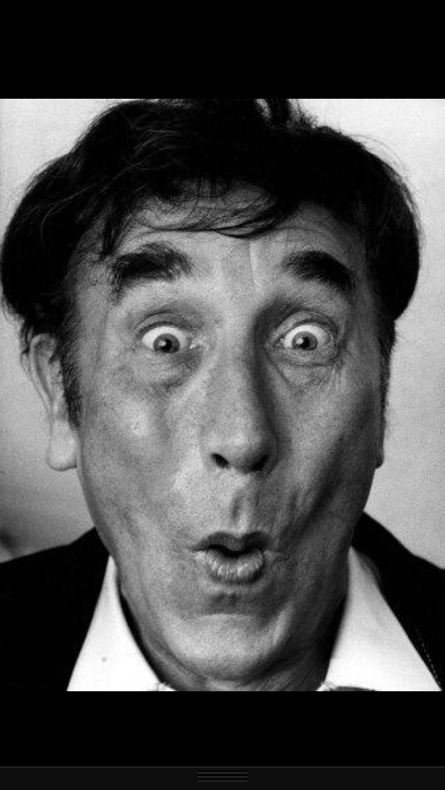 """Frankie Howerd  from Up  Pompeii.   """"The  Prologue..."""""""