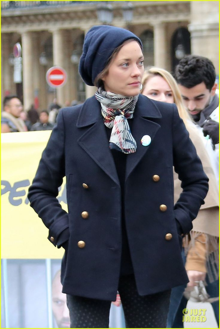 J'adore ce look - Marion Cotillard -
