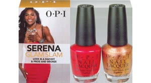 Serena Williams Glam Slam!  Love is a Rocket  Pros and Bronze