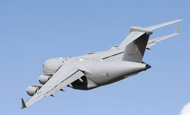 Royal Australian Air Force (RAAF) shows off its fixed-wing transport capabilities at Avalon Airshow | Military and Commercial Technology