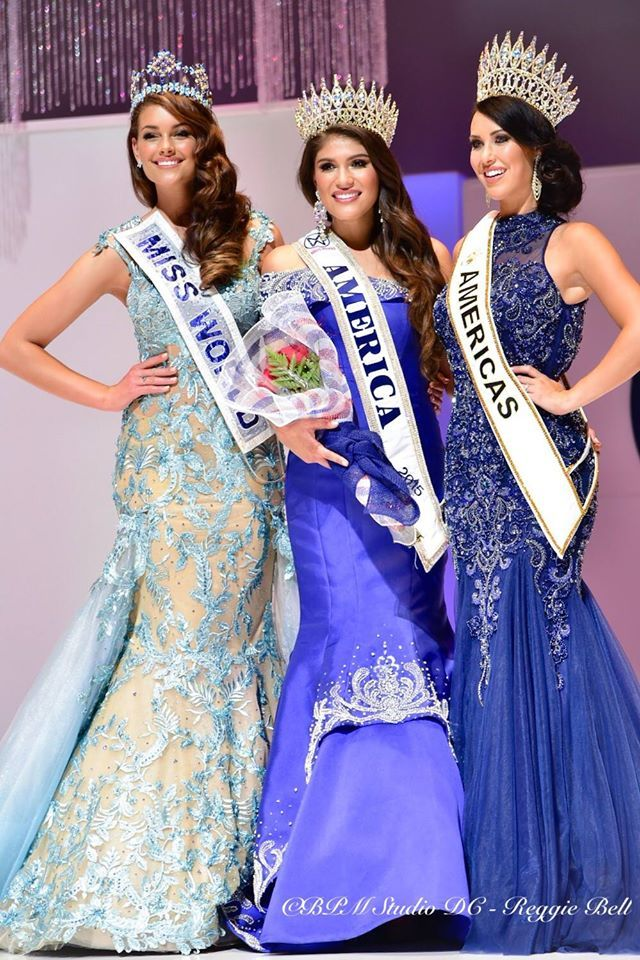 The Beautiful Partnership of Miss World America and Miss United States
